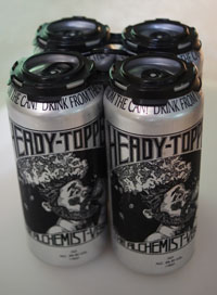 Alchemist Heady Topper - Four Pack