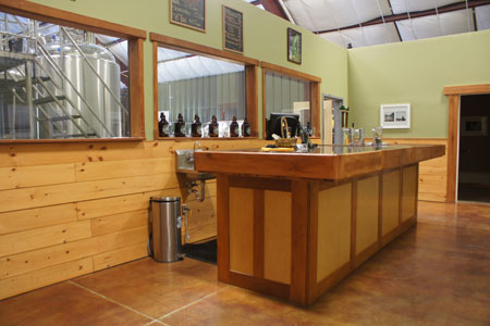 Fiddlehead Brewing Company - Welcome Center