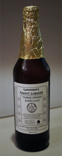 Lawson&#039;s Finest Liquids - Three Penny Especiale