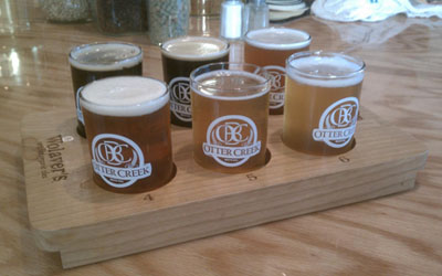 Otter Creek Brewing Company - Six Samples